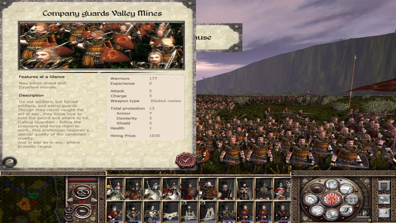 Edu 4 Image Gothic Tw Chronicles Of Myrtana Mod For Medieval Ii Total War Kingdoms Mod Db