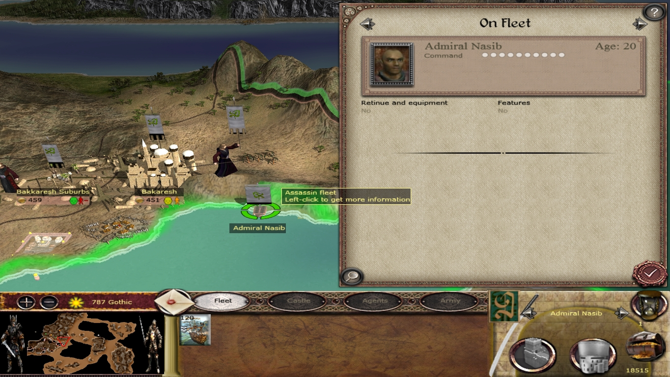New Mercenary Units And Ui Cards Image Gothic Tw Chronicles Of Myrtana Mod For Medieval Ii Total War Kingdoms Mod Db