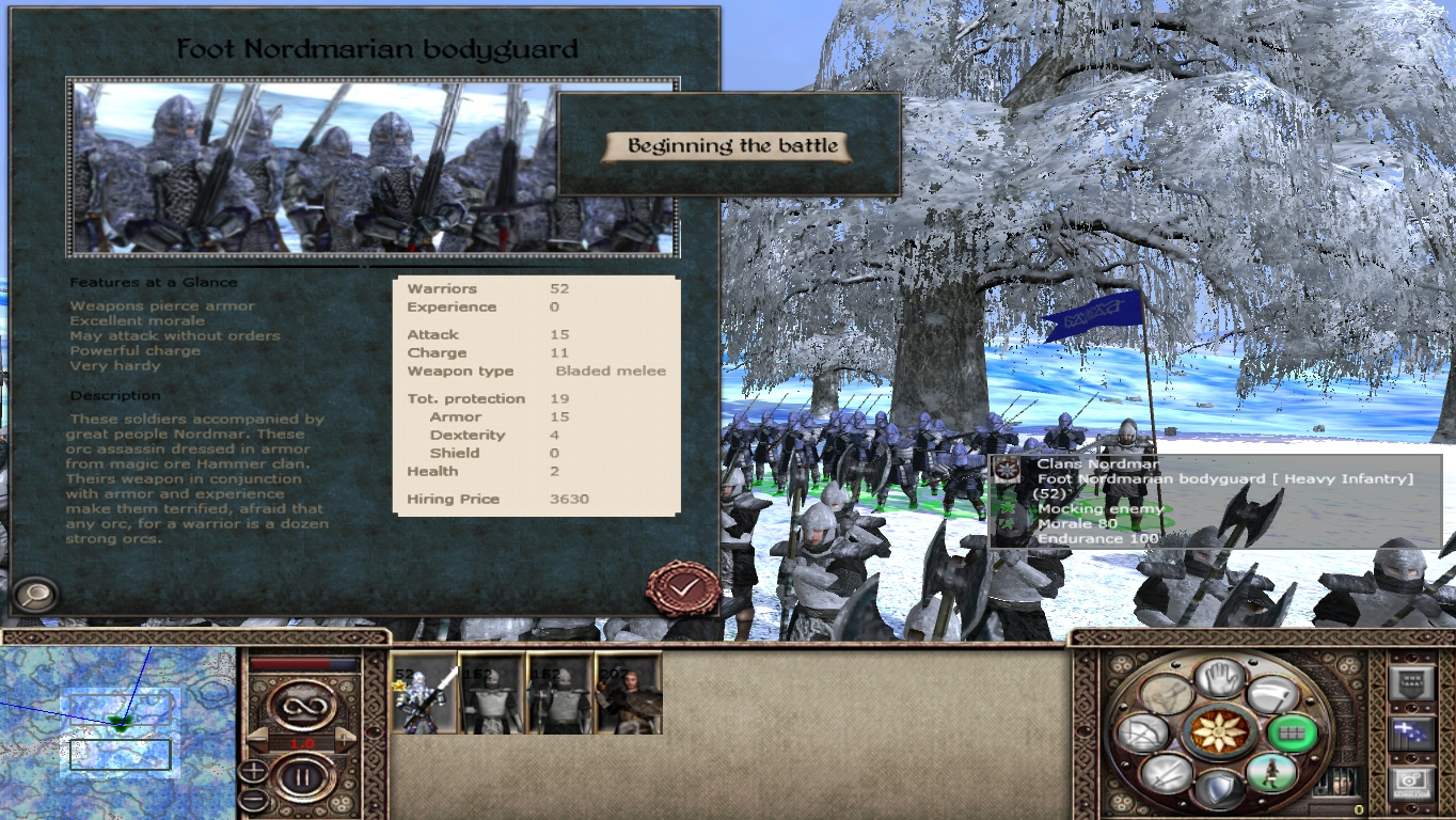 Other Sneak Peek Image Gothic Tw Chronicles Of Myrtana Mod For Medieval Ii Total War Kingdoms Mod Db