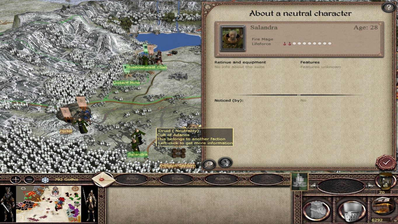 New Strat Models Image Gothic Tw Chronicles Of Myrtana Mod For Medieval Ii Total War Kingdoms Mod Db