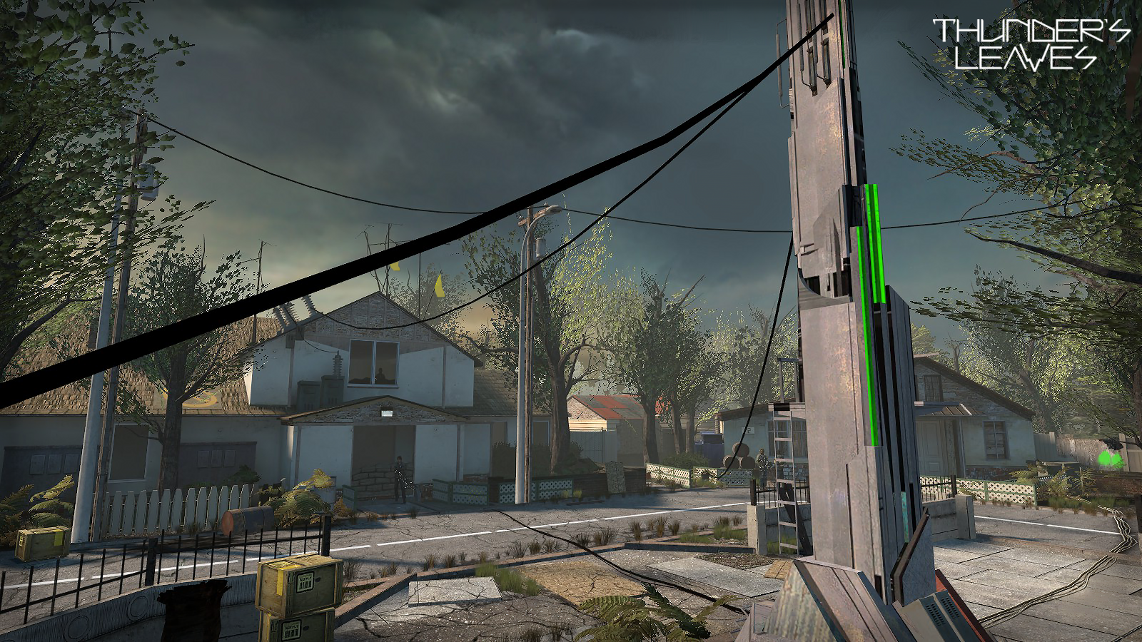 About development news - Thunder`s Leaves mod for Half-Life