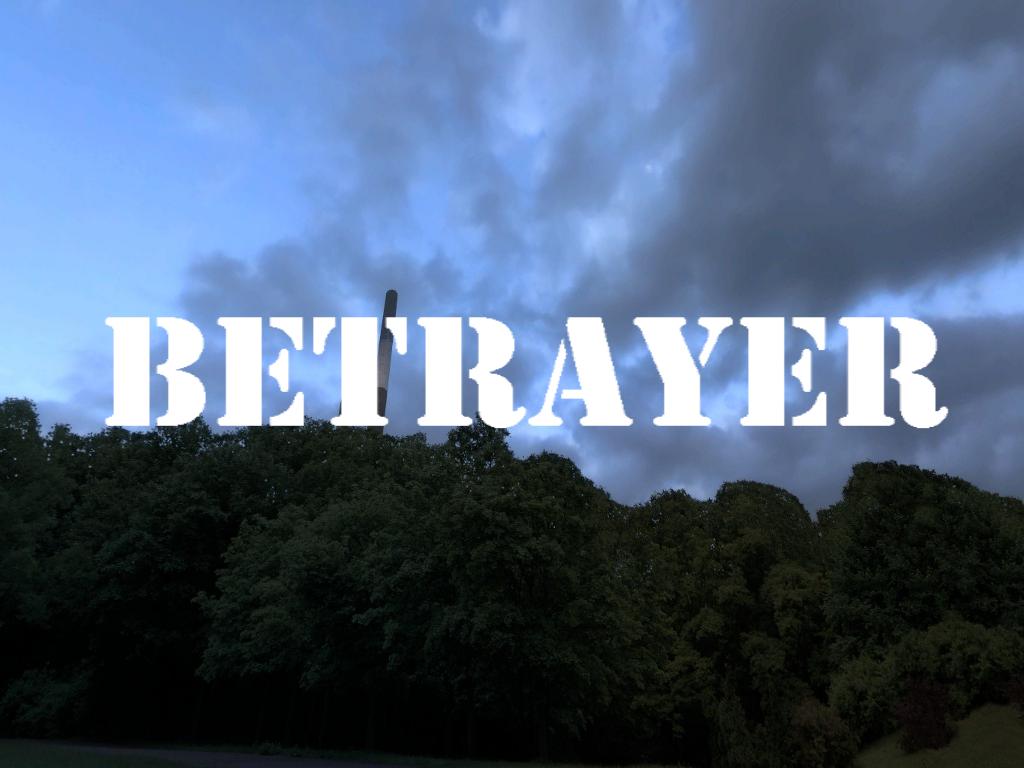 BETRAYER |HL2 mod