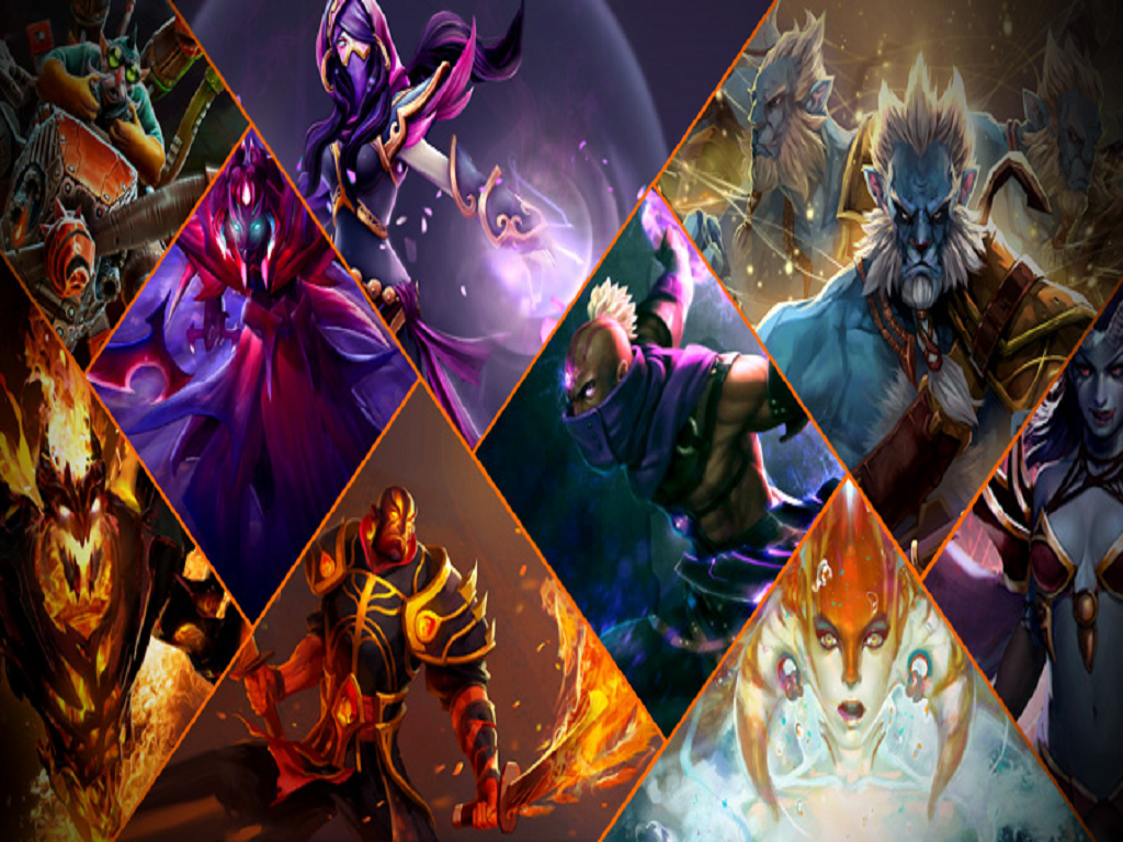 DotA Heroes mod for Warcraft III: Frozen Throne - Mod DB