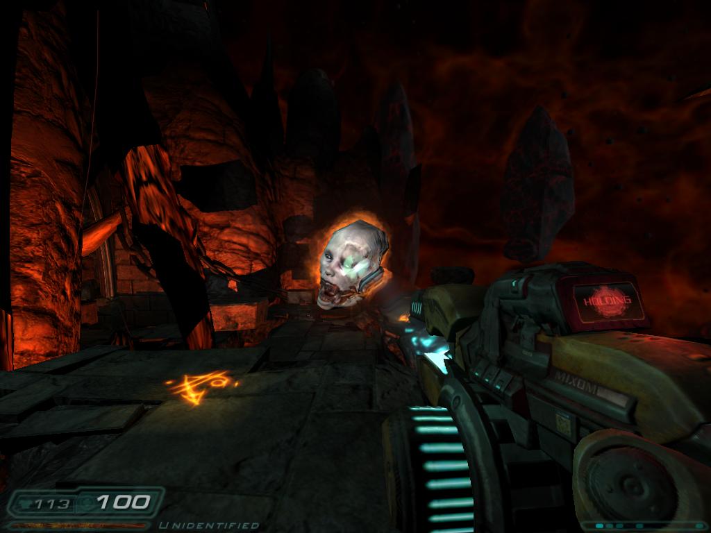 Grabber in Doom 3
