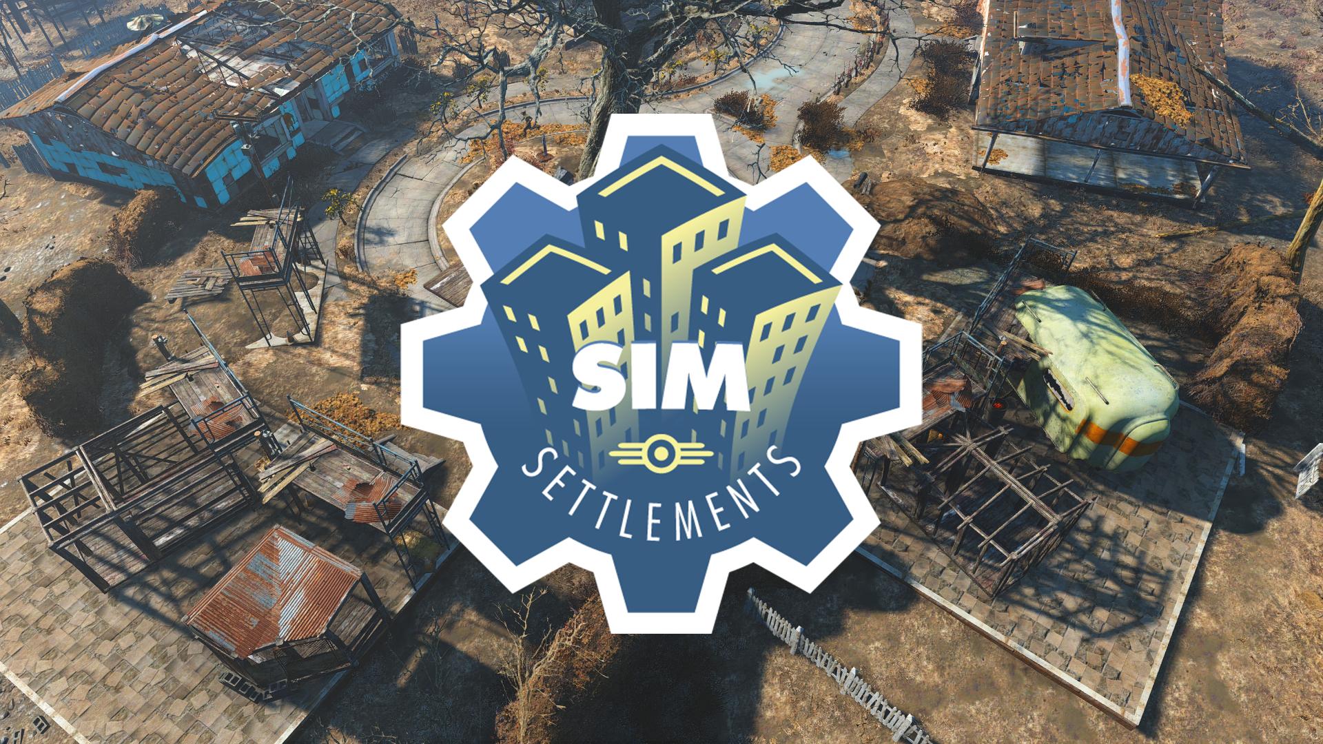Image 7 - Sim Settlements mod for Fallout 4 - Mod DB