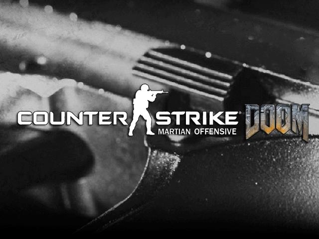 Counter-Strike Doom: Martian Offensive (2017) mod - Mod DB