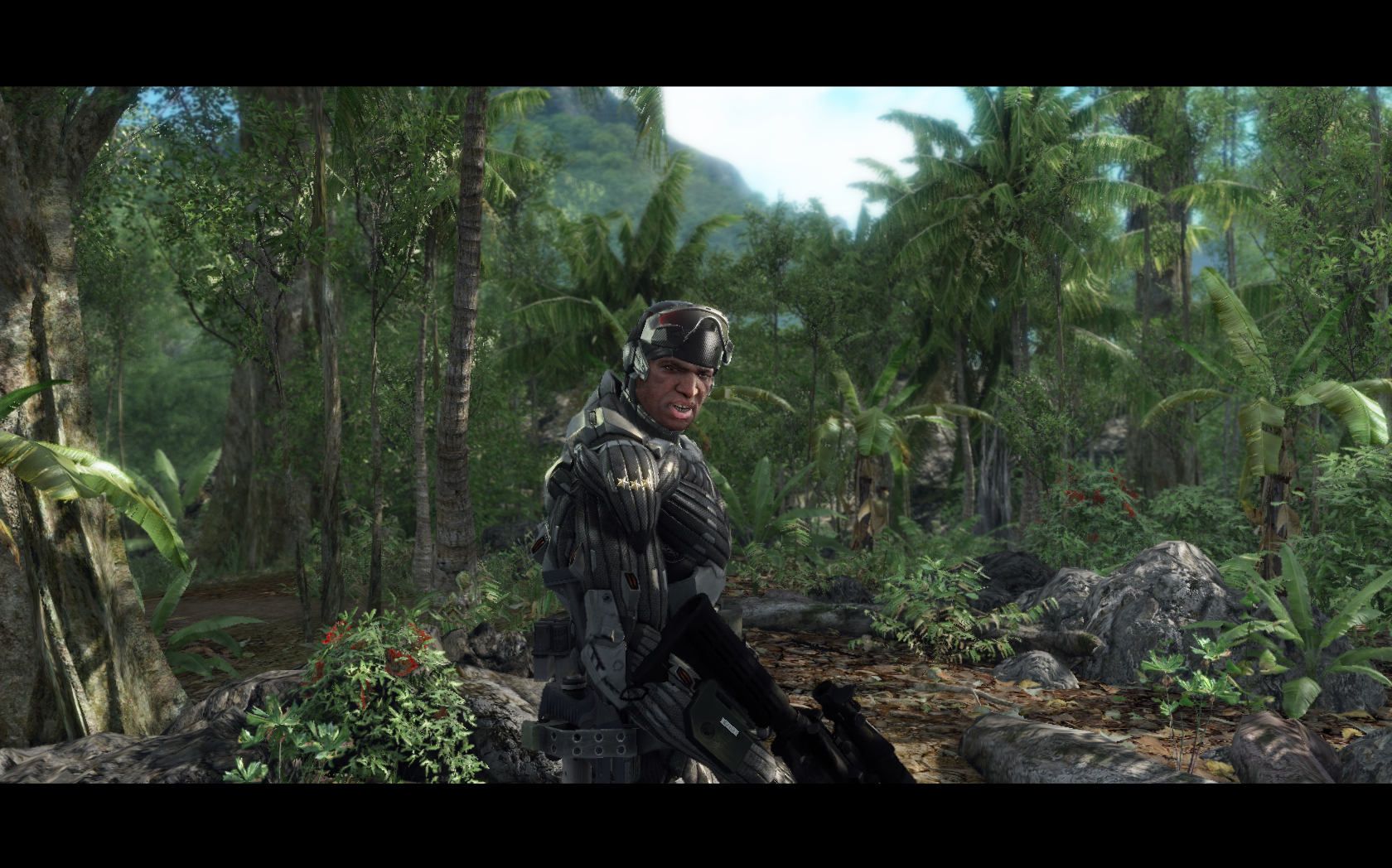 Nkaed women on crysis 1 erotic picture