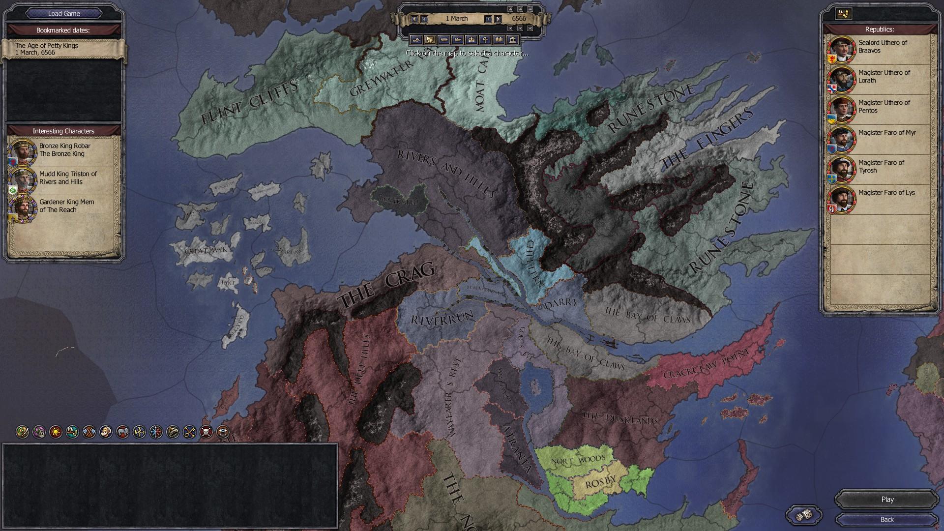 Crusader kings 2 game of thrones essos submod