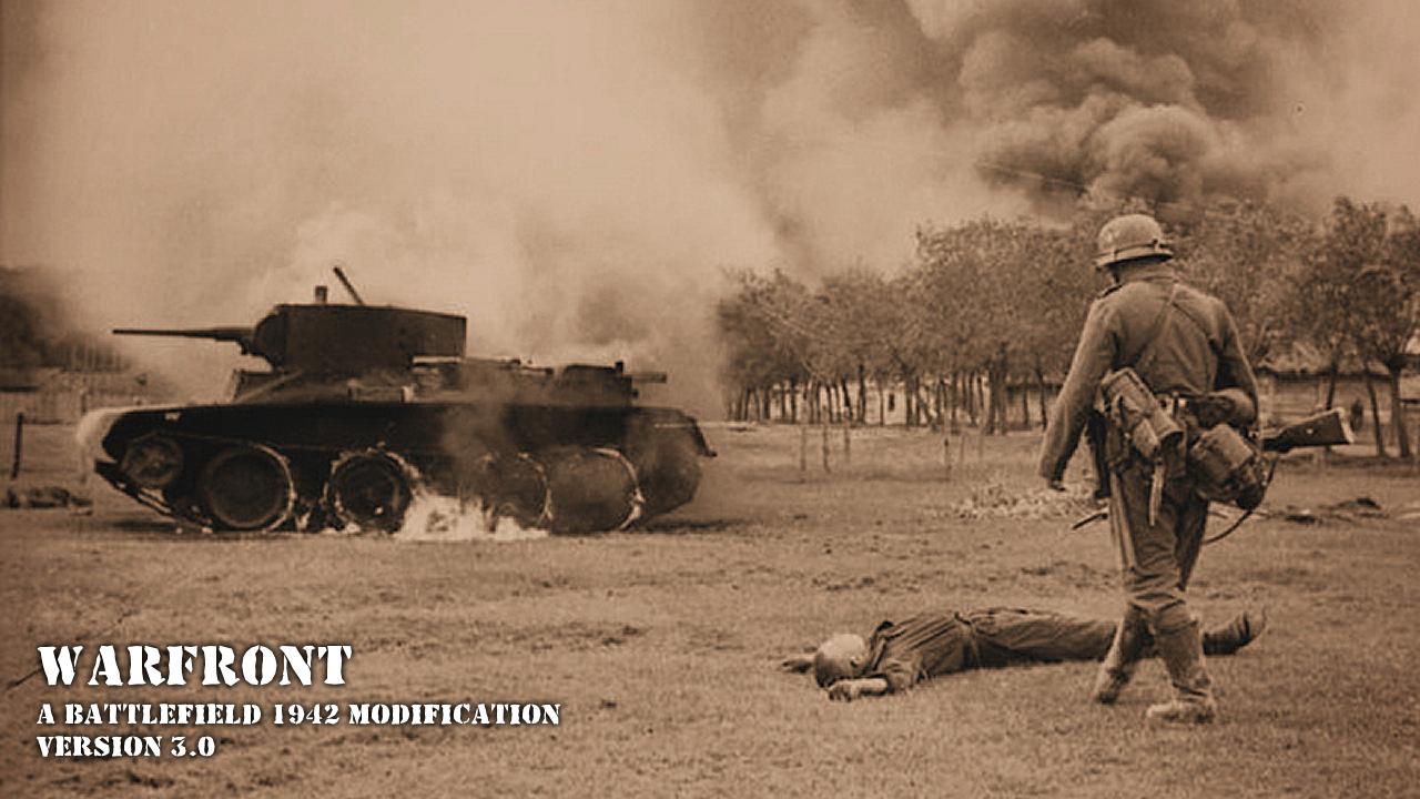 Warfront mod for Battlefield 1942 - Mod DB