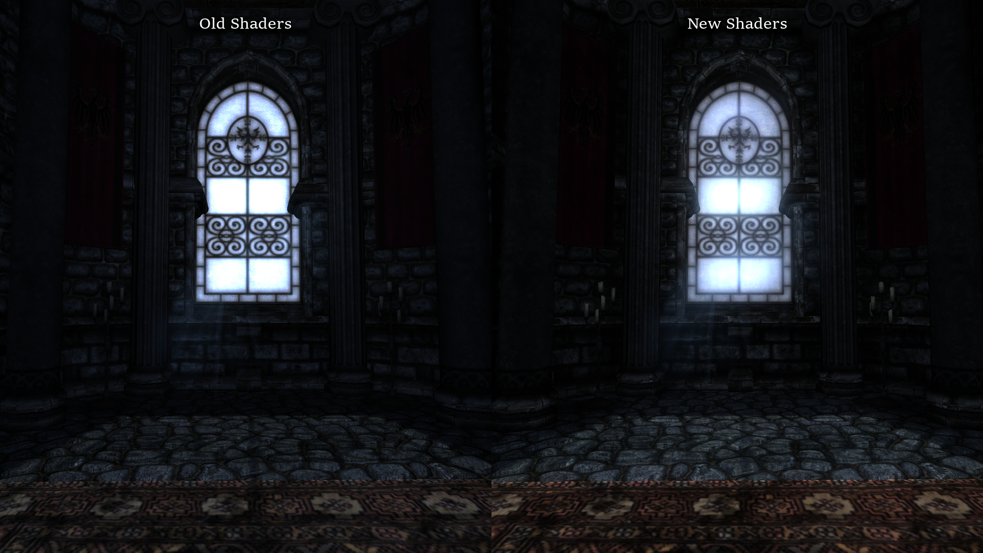 enhanced shaders for amnesia the dark descent mod mod db
