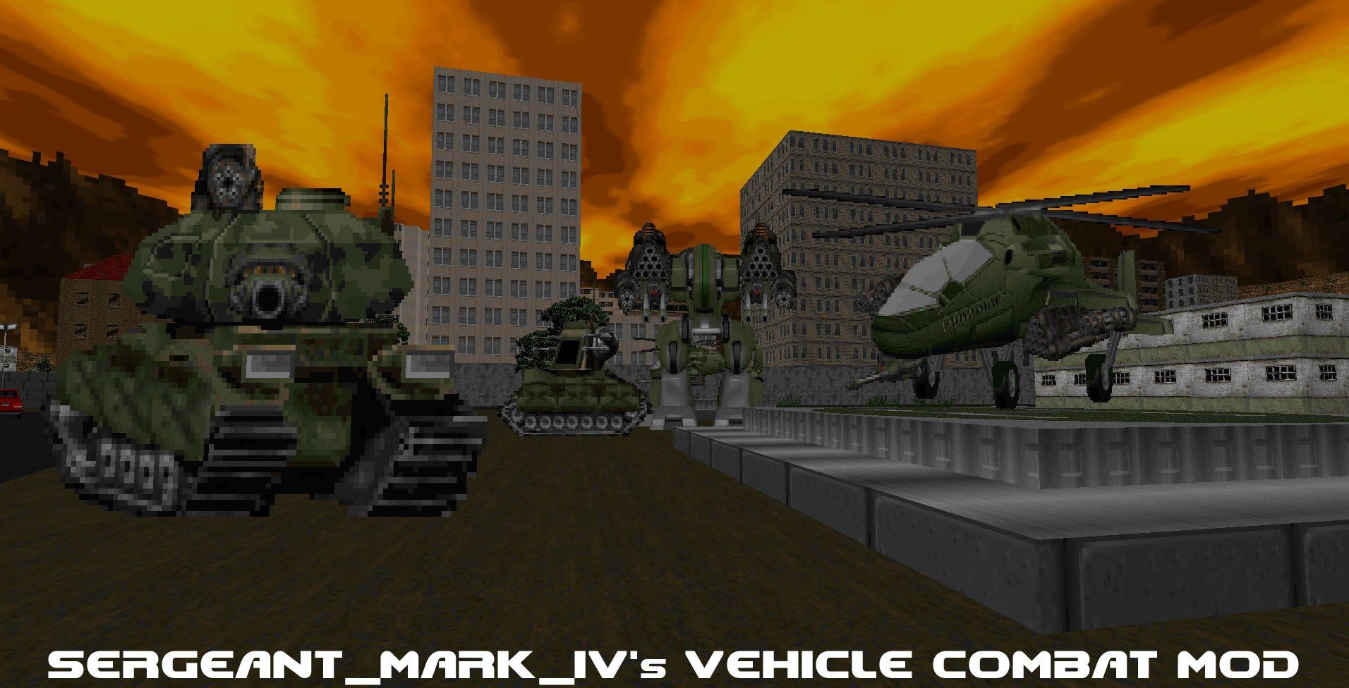 maxresdefault 1 image - Vehicle Combat mod for Doom II - Mod DB