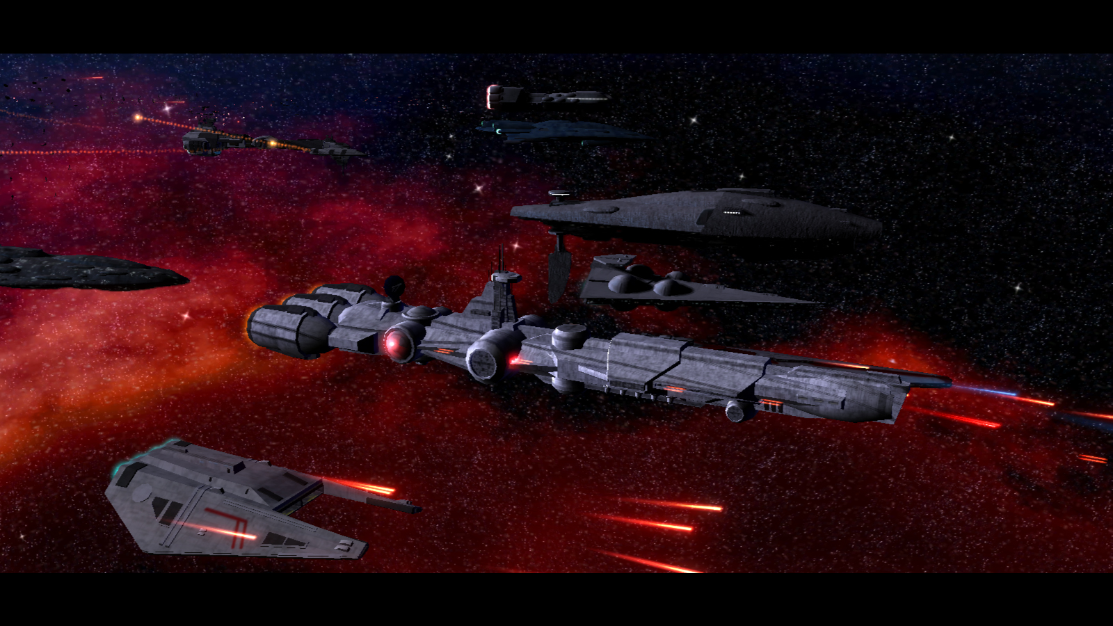 Mixed Species New Republic Fleet Image The New Jedi Order Njo Mod For Star Wars Empire At War Forces Of Corruption Mod Db