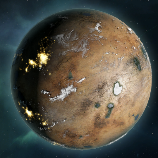 Desert 3 image - Fast terraforming mod for Stellaris - Mod DB