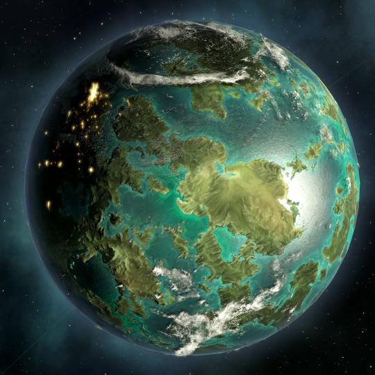 Tropical 5 image - Fast terraforming mod for Stellaris - Mod DB