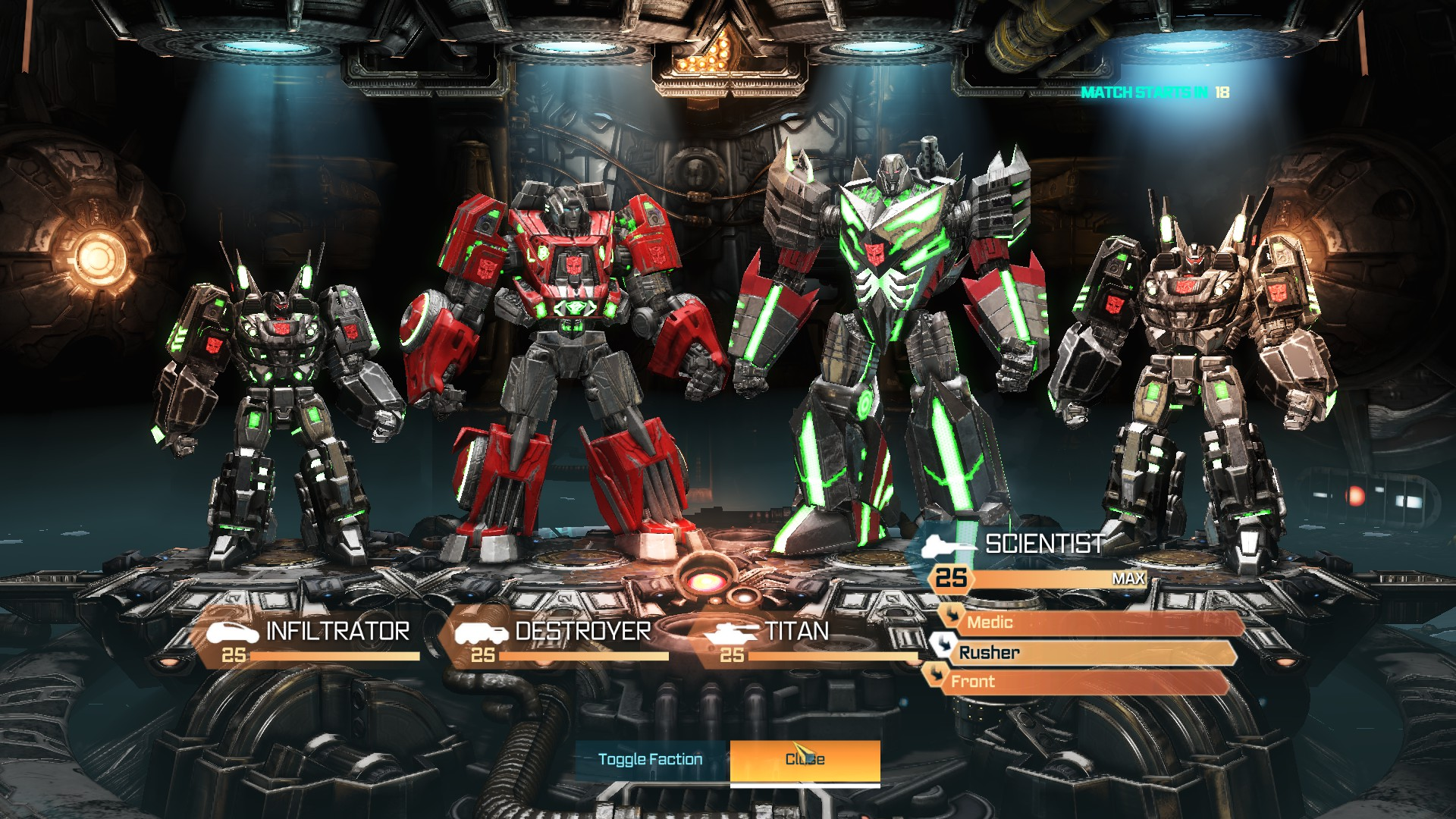 image 1 transformers fall of cybertron cosmetic mod for