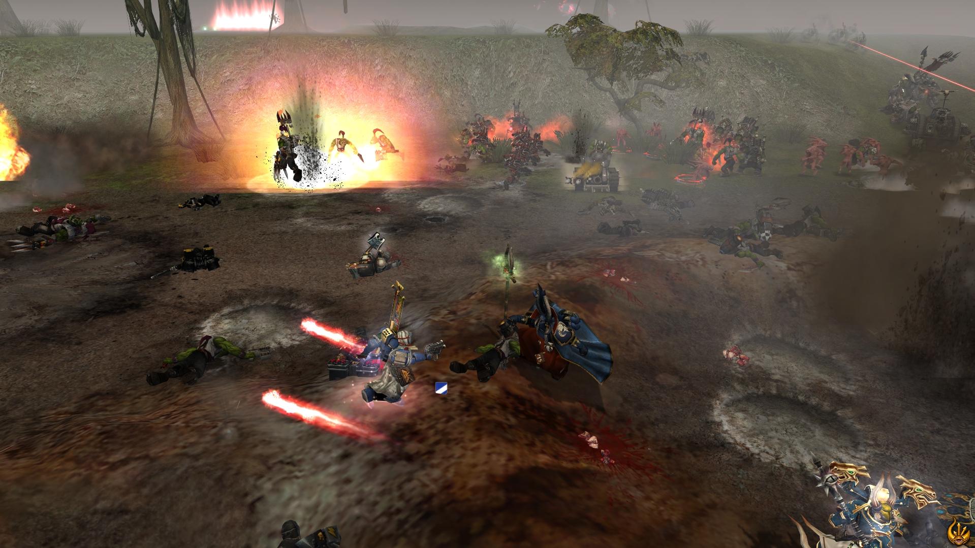 ПОМОГИТЗЫКОМ! : Warhammer 40,000: Dawn of War 4