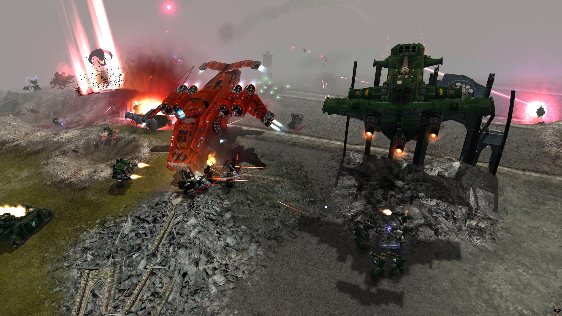 ПОМОГИТЗЫКОМ! : Warhammer 40,000: Dawn of War 22