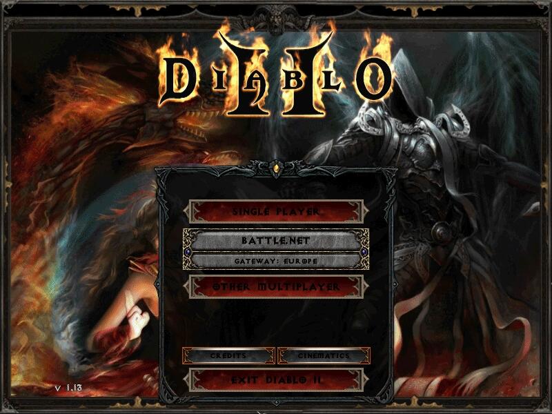 Reaper Of Souls Patch 5 9 mod for Diablo II: Lord of