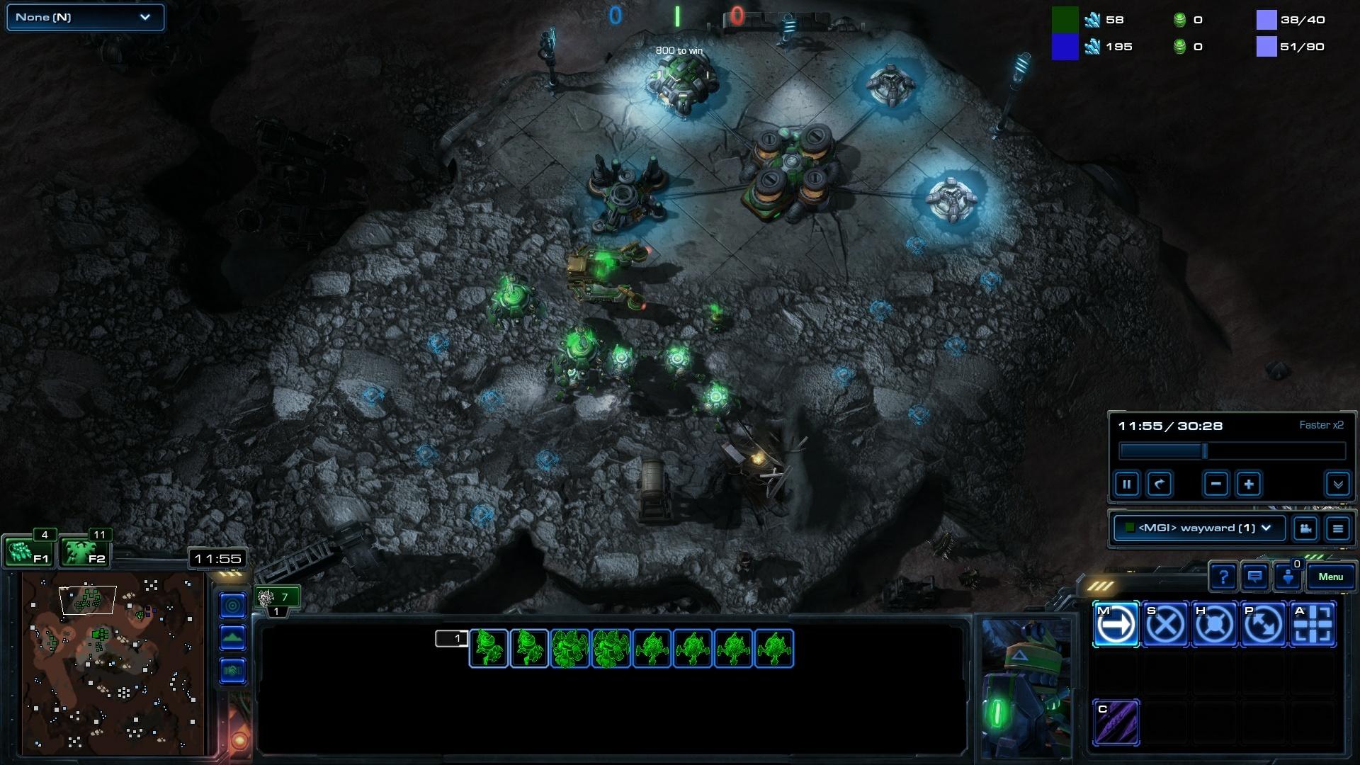 old map] Fabricators defending a Generator image - S.C.R.A.P. mod ...