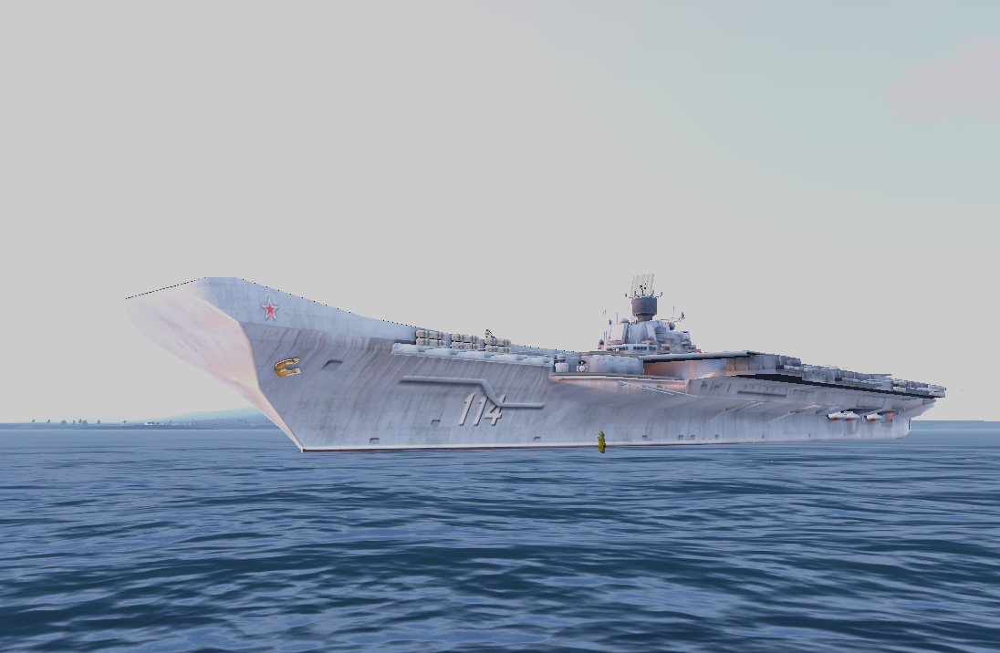 original Image 2 Aircraft carrier