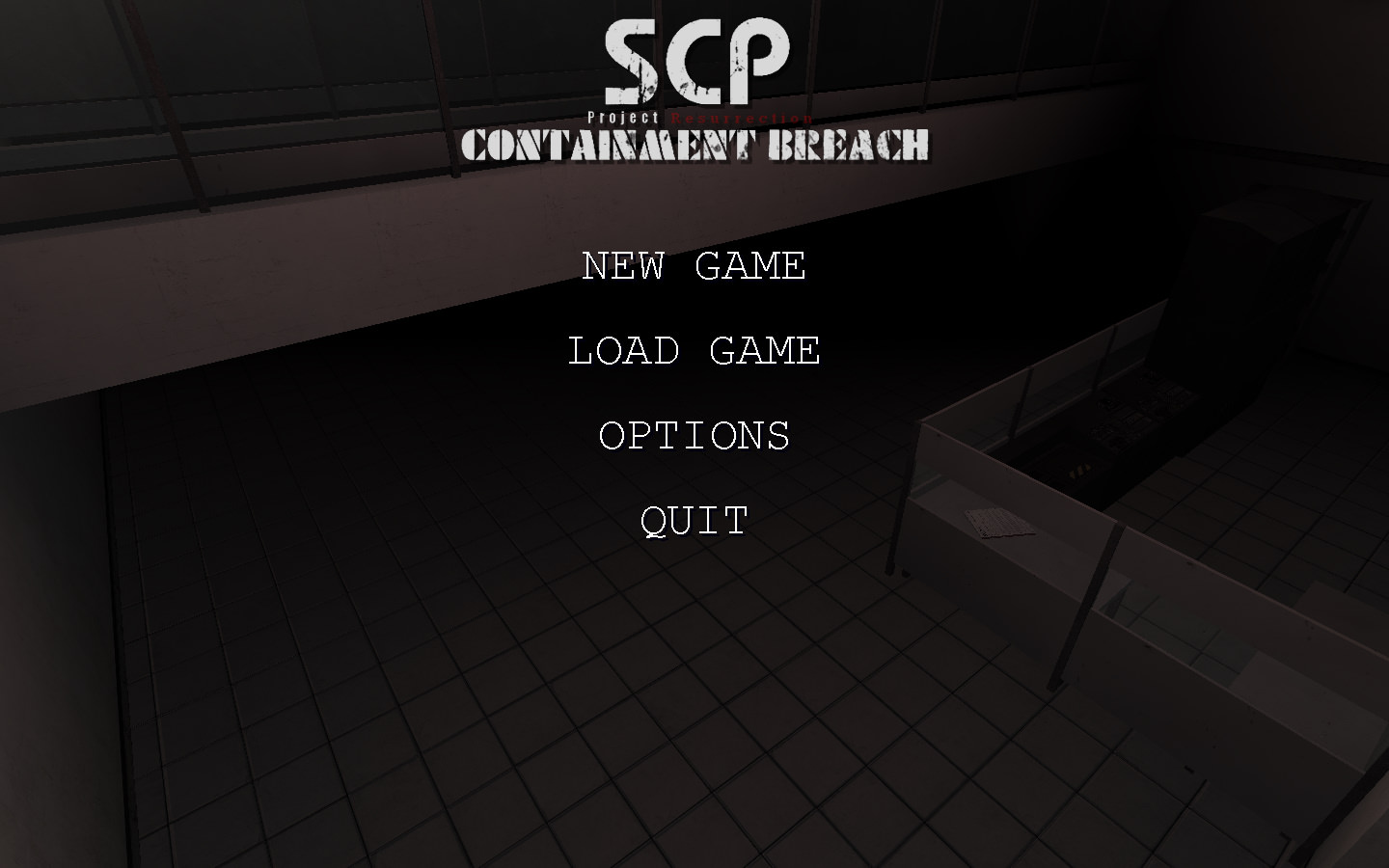 Scp cb mods box of horrors