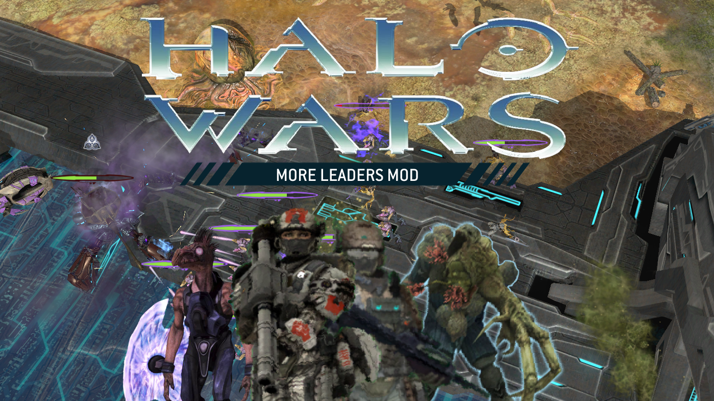 Blackandfan's HW Mods for Halo Wars: Definitive Edition - Mod DB
