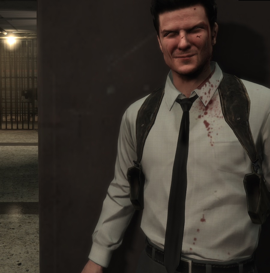 In The Police Station Image Max Payne 3 Old School Mod For