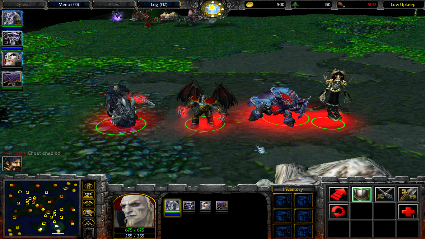 Undead Units Preview image - Warcraft III: Sons Of Azeroth mod for ...