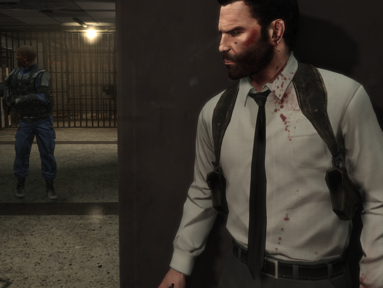 Time Moves Forward Nothing Changes Image Max Payne 3 Classic