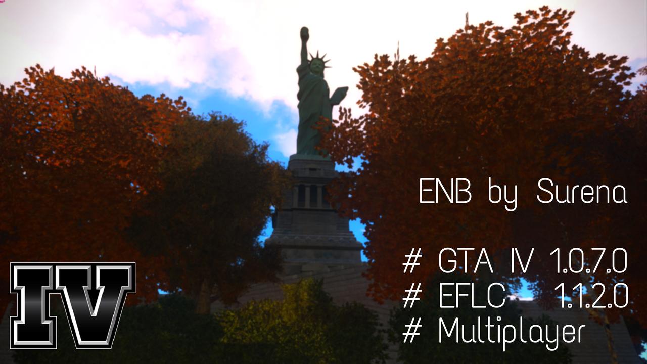 GTA IV - ENB by Surena v1 0 mod for Grand Theft Auto IV - Mod DB
