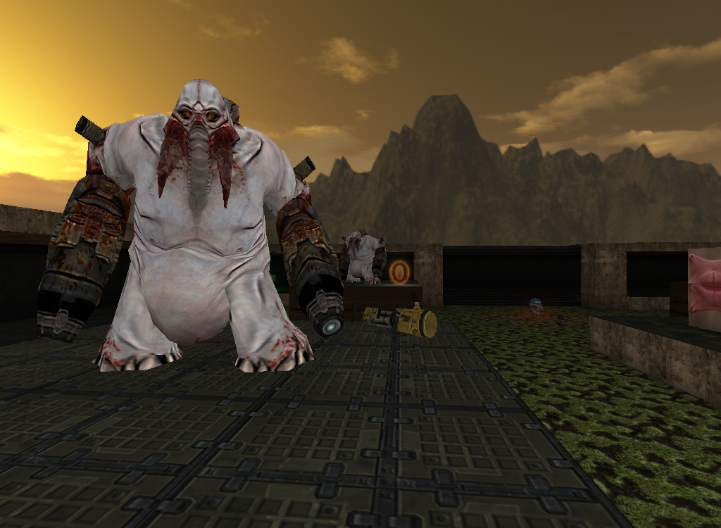 Pictures image - Doom 3 Resource Pack for Doomsday Engine mod for