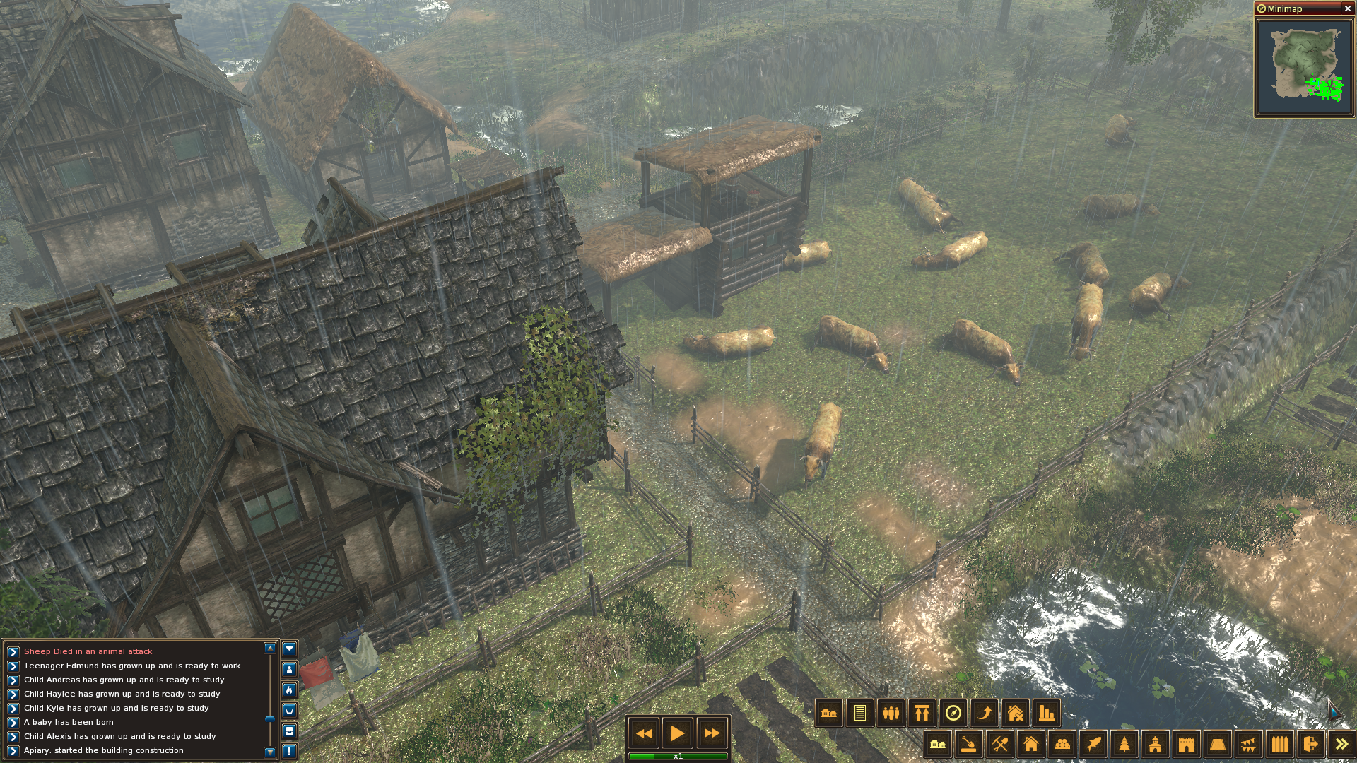 Life is feudal forest village apiary чит life is feudal forest village