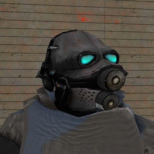 Combine Hl2 Costume & Half Life 2 - Cinematic Mod - Part 4