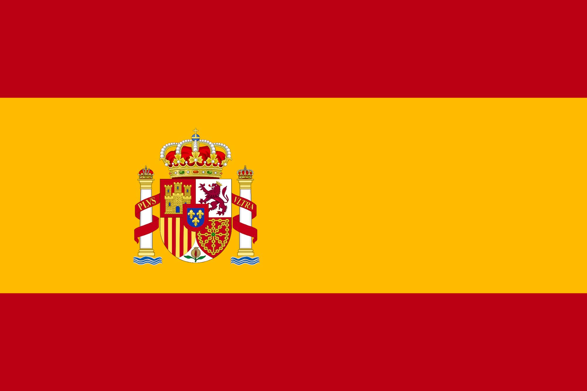 flag of spain 8 image monarchy flags mod for hearts of iron iii rh moddb com spain flag emblem meaning spain flag logo vector