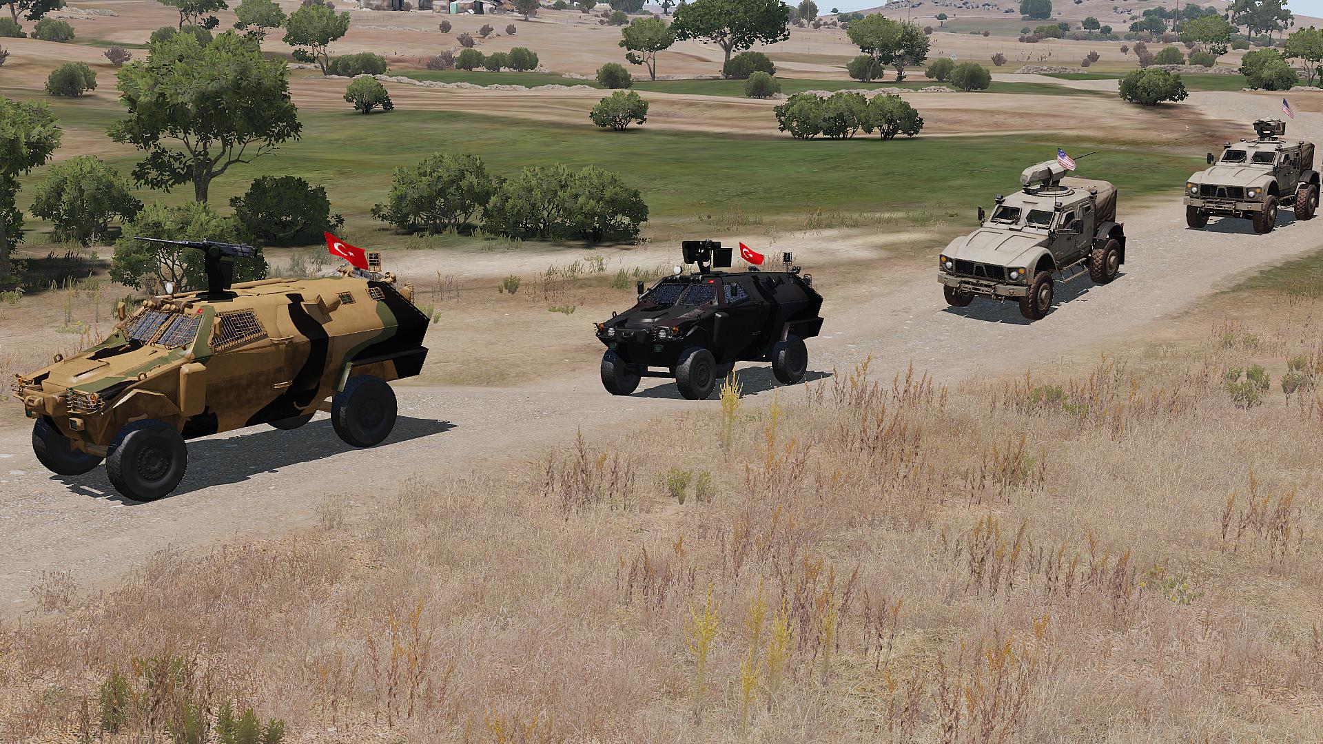 Otokar Cobra (Coming Soon) image - TMT - Turkish Forces V0 6 Beta