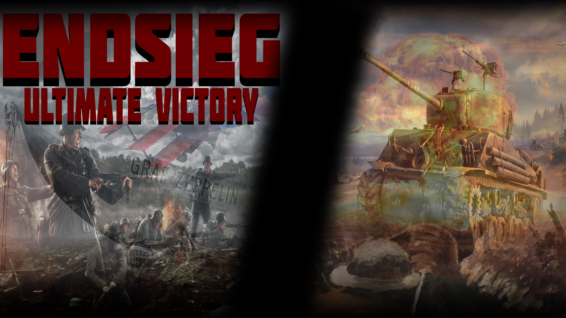 Endsieg: Ultimate Victory mod for Hearts of Iron IV - Mod DB
