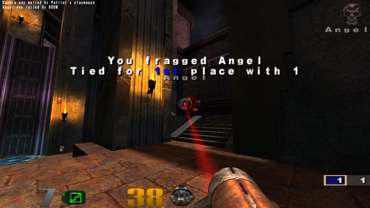 Image 19 - Dreamcast Map Pack mod for Quake III Arena - Mod DB