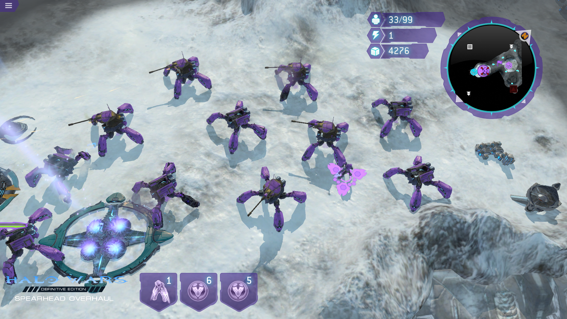 Screen12 image - Halo Wars: Spearhead Overhaul mod for Halo