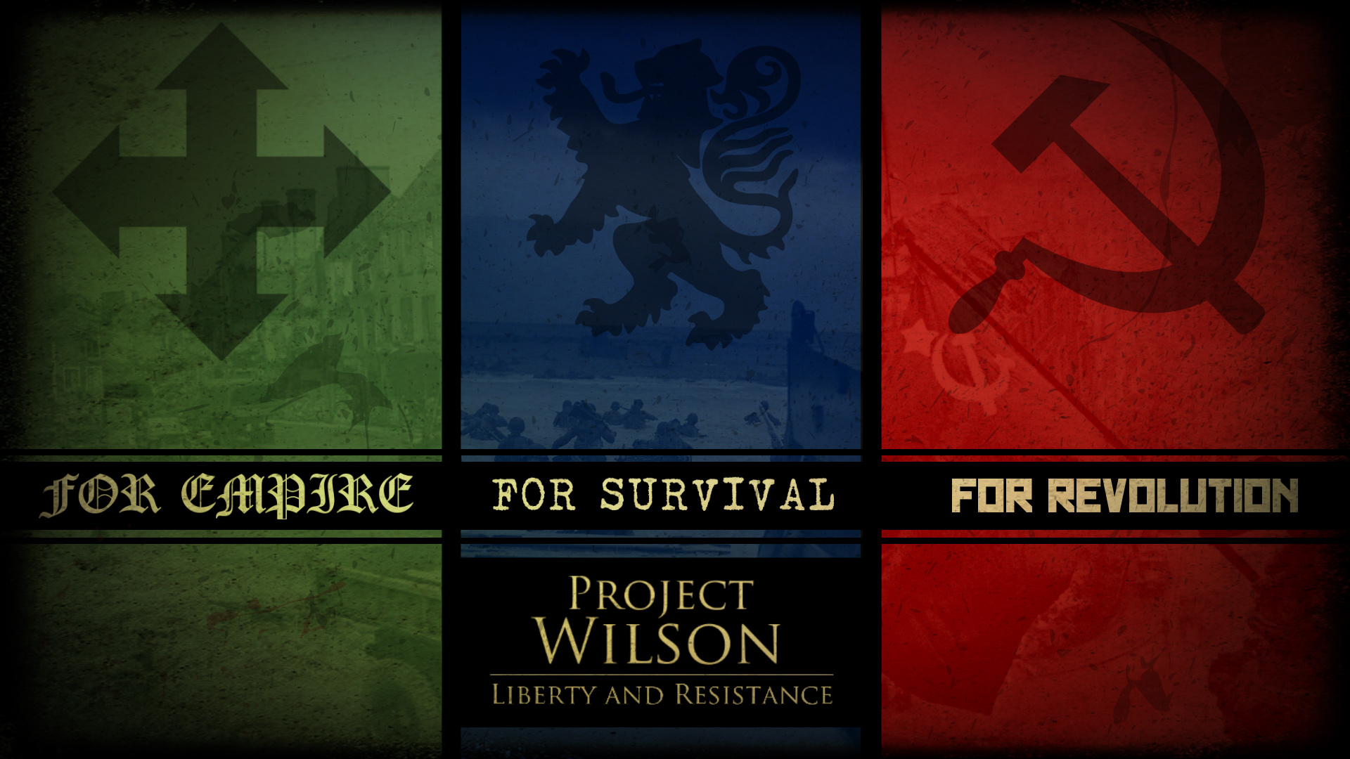 Project Wilson mod for Hearts of Iron IV - Mod DB