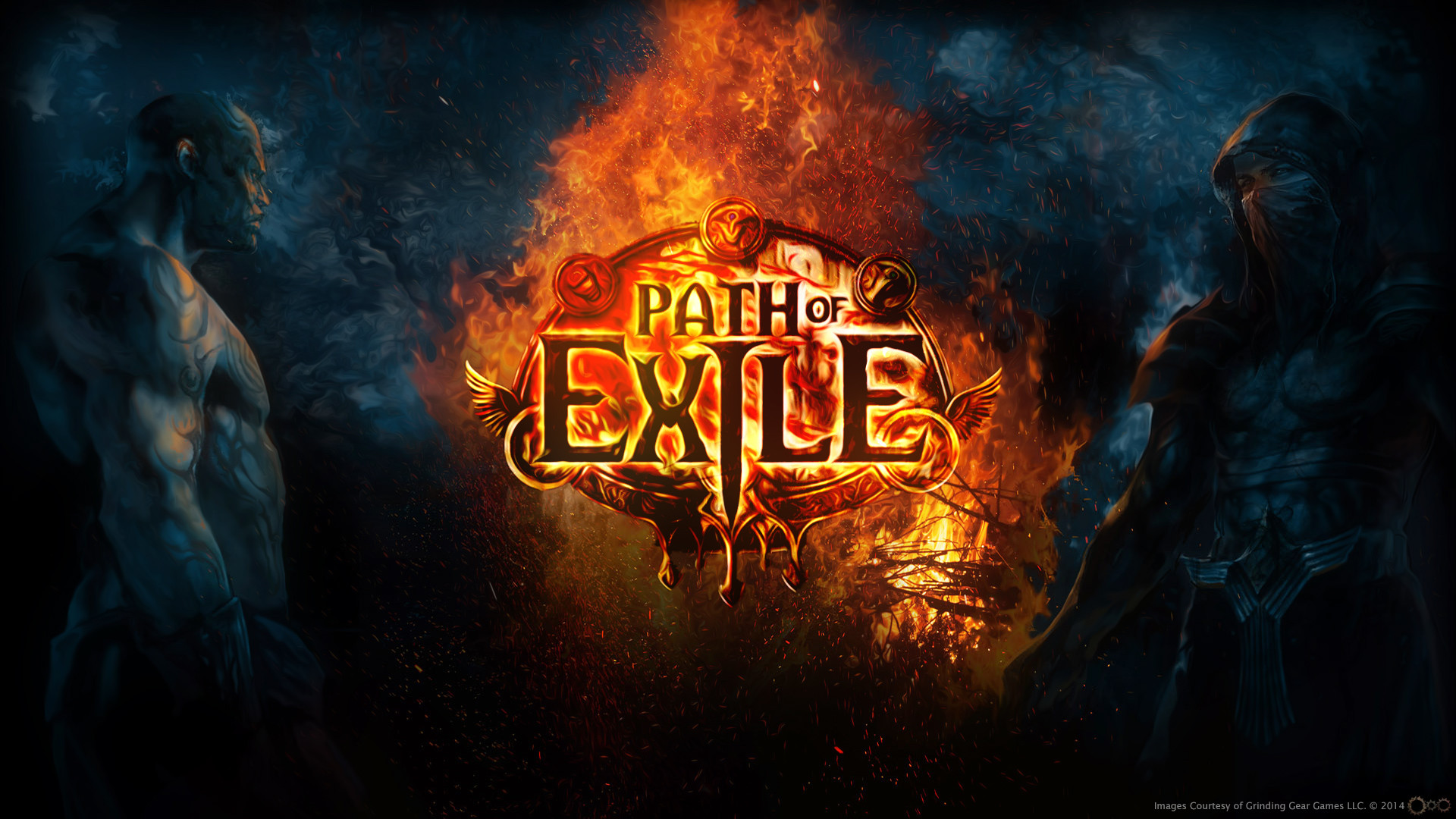 Path Of Exile Wallpaper: Path Of Exile 1.0 Mod For Diablo II: Lord Of Destruction
