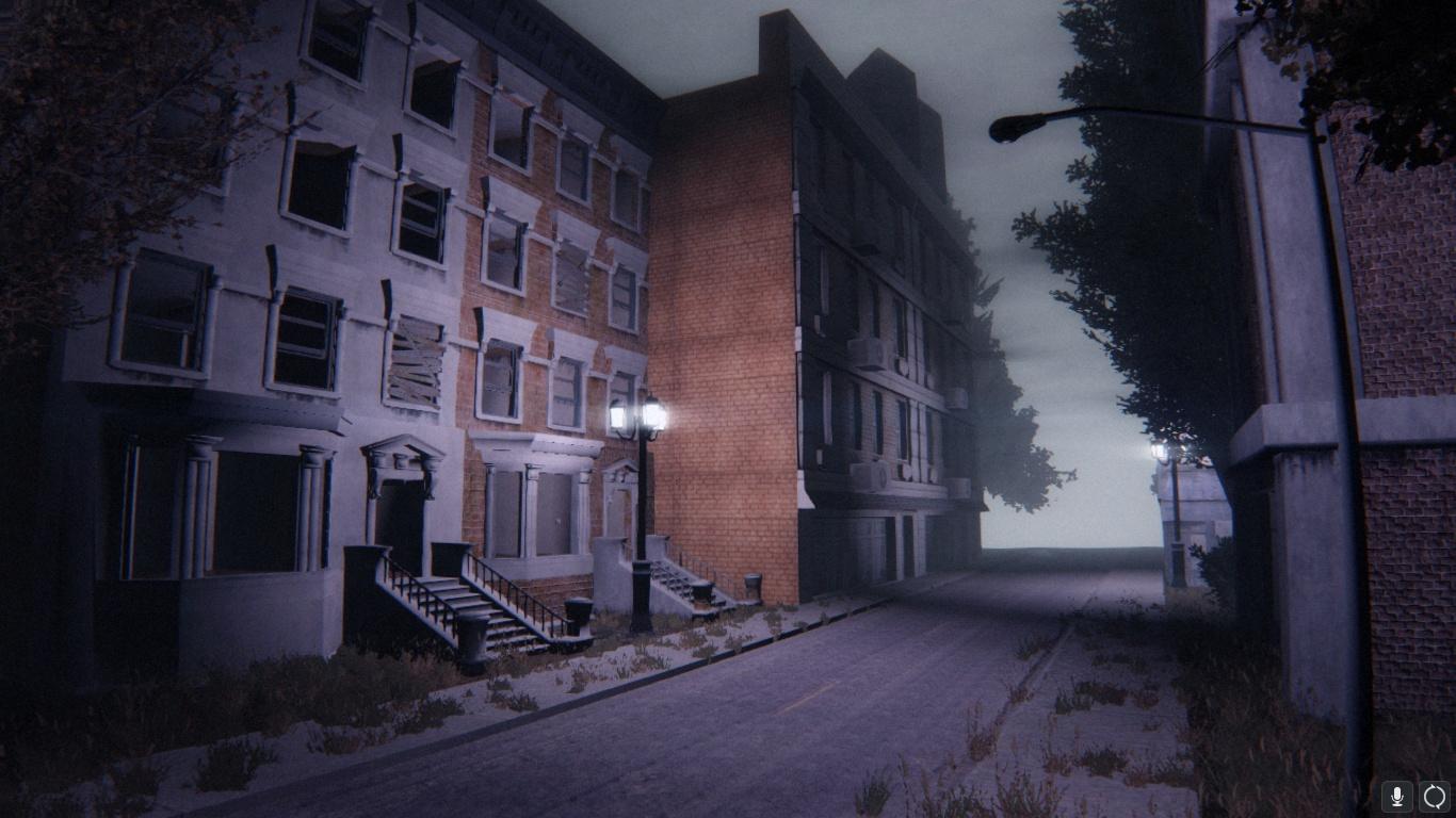 """Хоррор-детектив в стиле Silent Hill """"Gloom City"""" на движке S.T.A.L.K.E.R.!"""