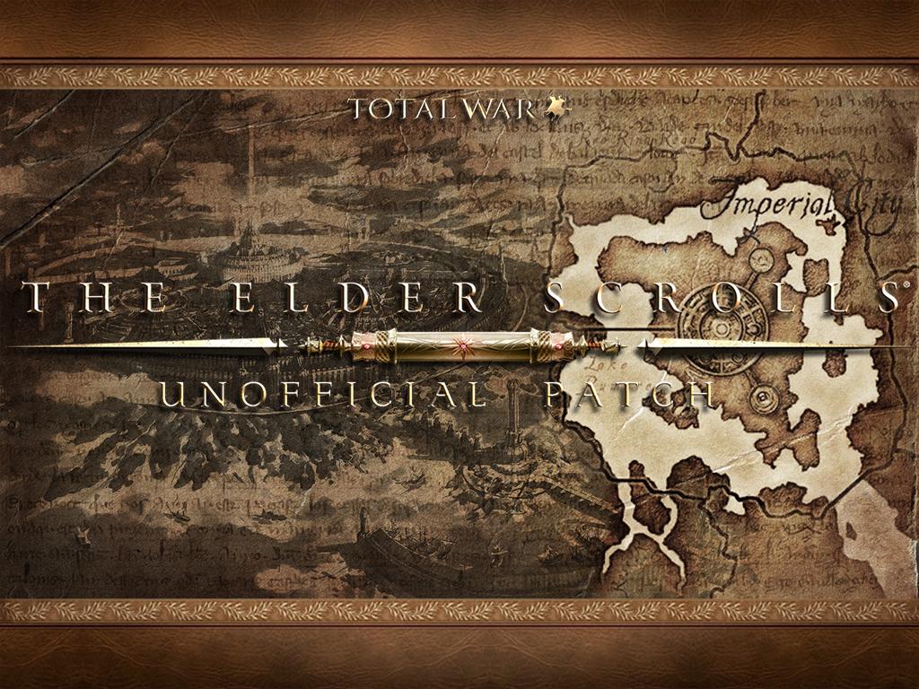 Unofficial Patch for The Elder Scrolls: Total War mod - Mod DB