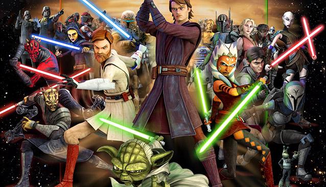 Star Wars: The Clone Wars 2008 - 2014 mod - Mod DB | 638 x 366