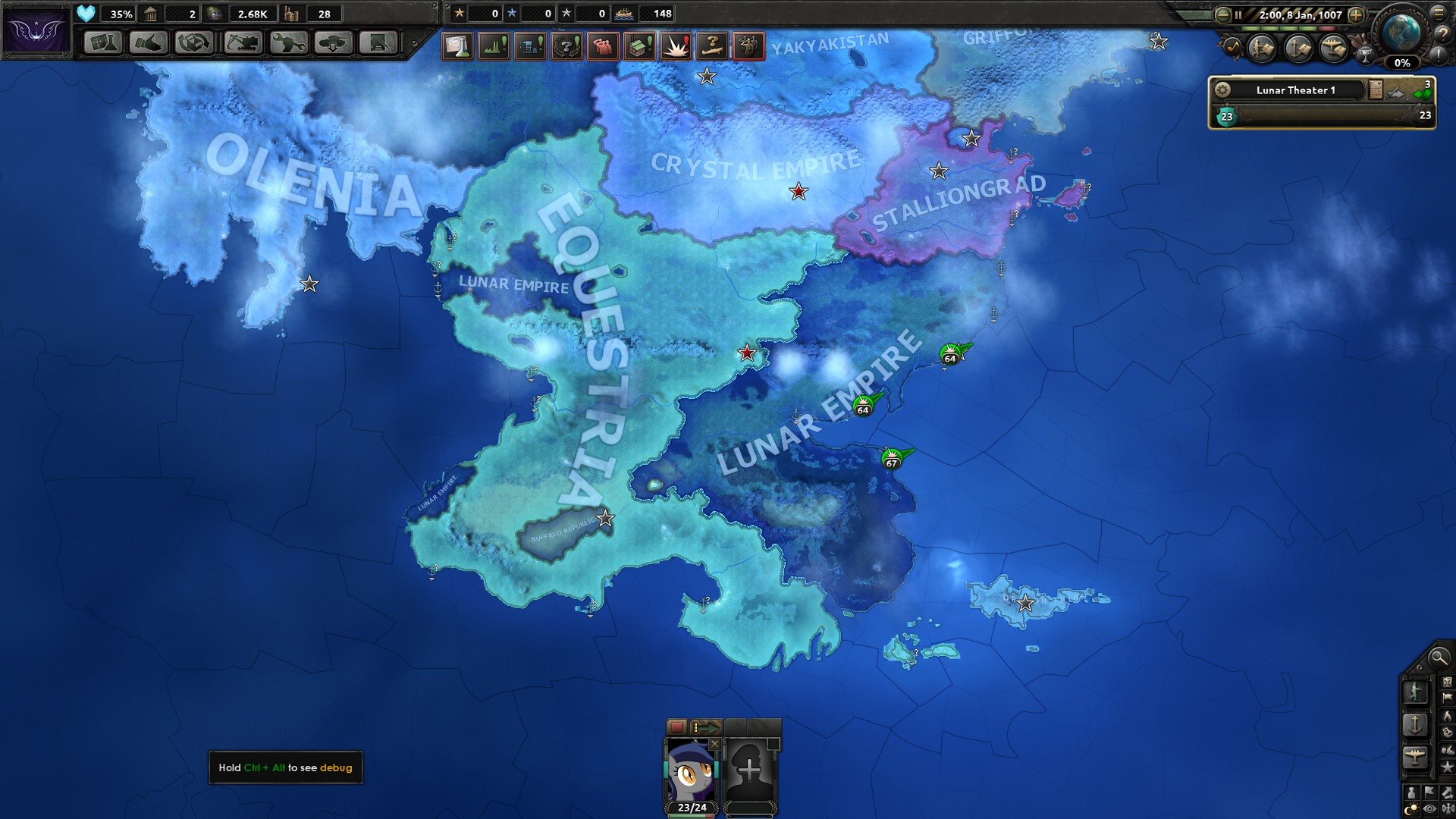 Image 5 Equestria At War Mod For Hearts Of Iron Iv Mod Db