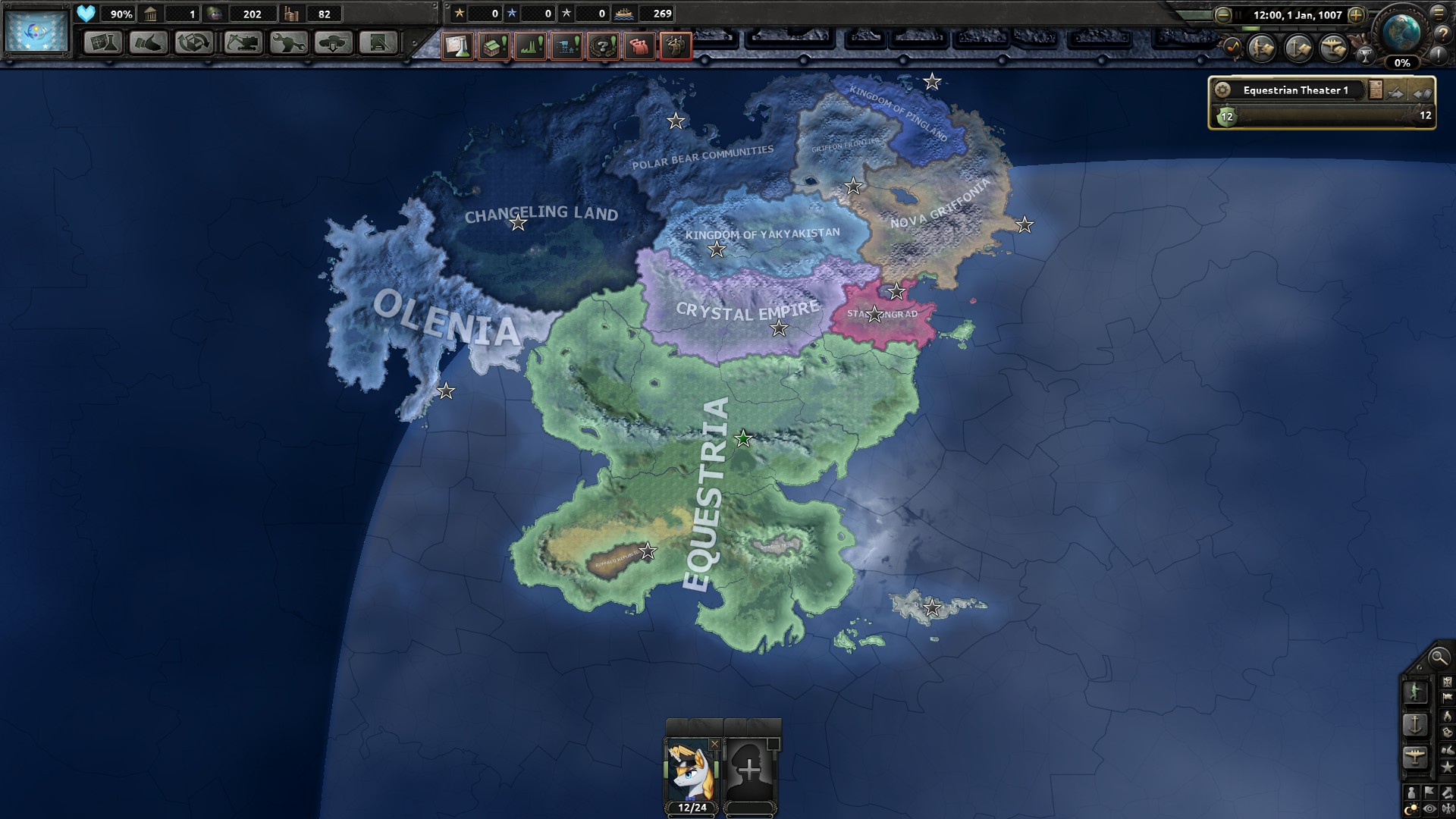 Image 4 Equestria At War Mod For Hearts Of Iron Iv Mod Db