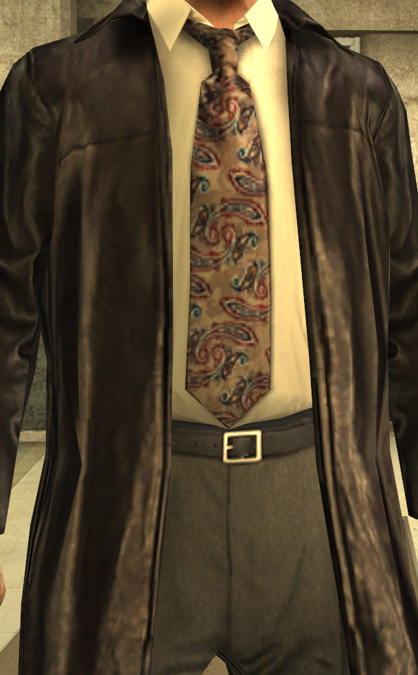 Image 3 Classic Outfit For Punchinello Gang Mod For Max Payne 3