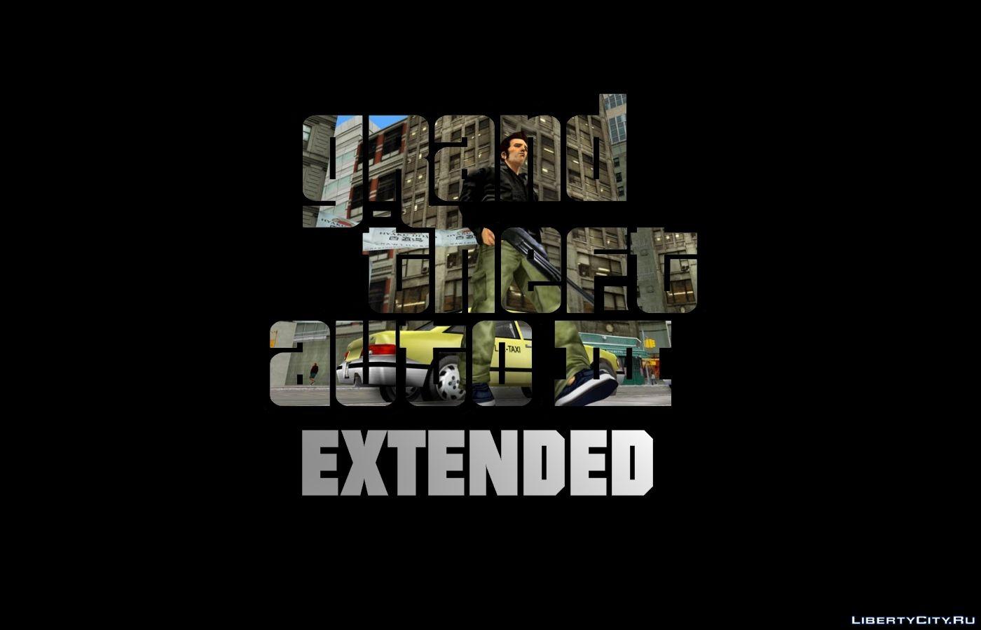 Gta Iii Extended Mod For Grand Theft Auto Iii Mod Db