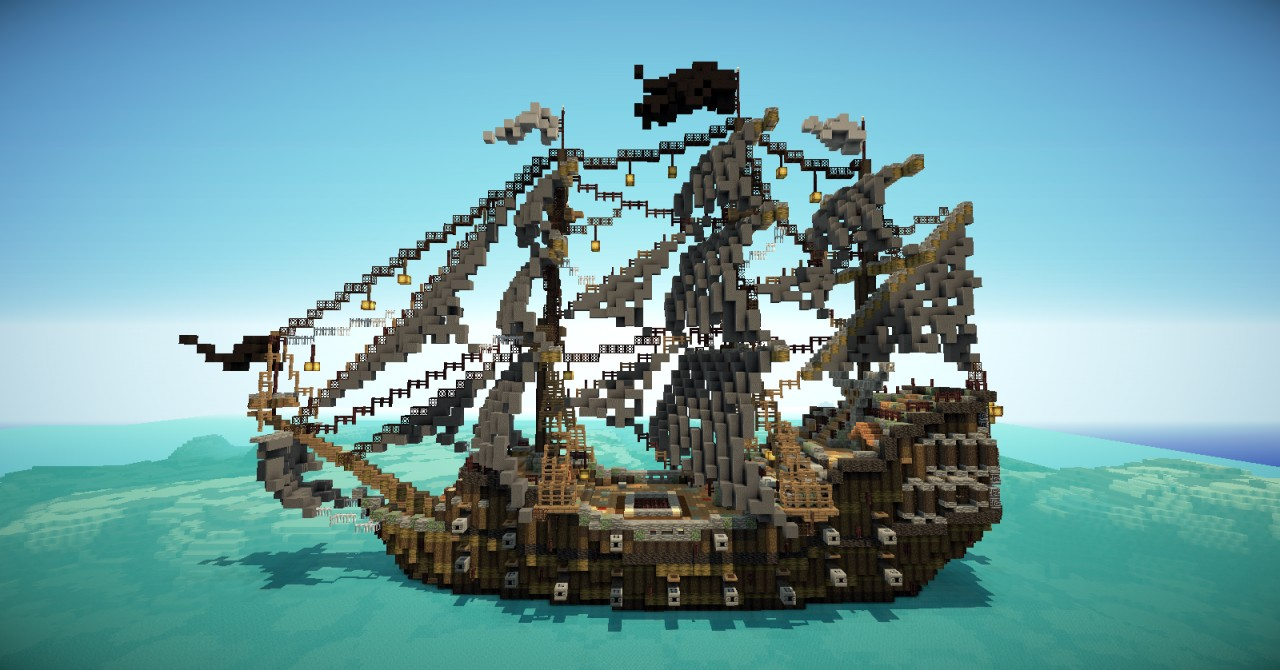 Как построить корабль