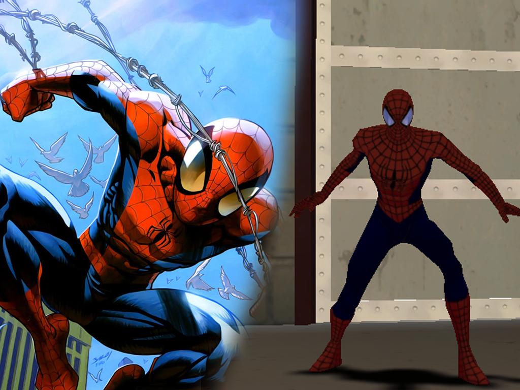 Ultimate Spider-Man MOD - Mod DB