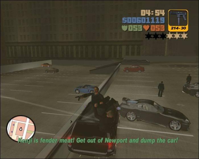 Real GTA III (1 2) mod for Grand Theft Auto III - Mod DB